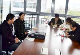 企业动态丨热烈欢迎济南创投张总莅临爱维宝贝总部洽谈合作
