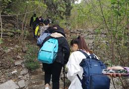 凝心聚力,共创辉煌丨爱维宝贝藏龙涧徒步之旅,感受行走的力量!